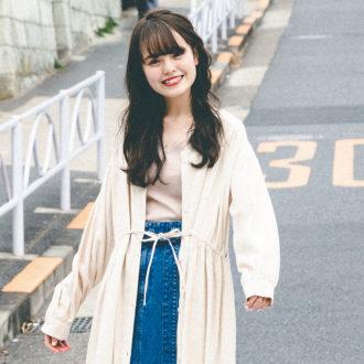 """【明日のコーデ】キメ過ぎないのにオシャレ!  """"デニムスカート"""" は女子会にピッタリ♡"""