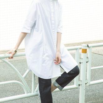 プチプラに見えない!村田倫子のこだわりプライベートスタイル