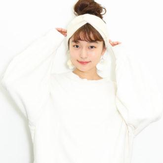 ♡手作り大好き!あべりオリジナル♡ クロスヘアバンドの作り方
