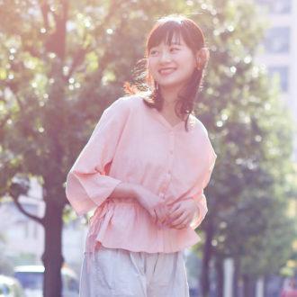 """辻千恵×Cepoコラボ! """"春のヘビロテ服""""をリアル着まわし4Days"""