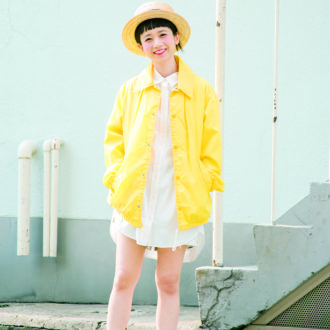 "《Weekly トレンド》色味によって印象自由自在!あなたが着たい""黄色""はどれ?♡"