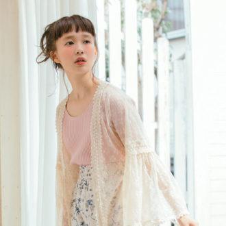 """Crispの新作で叶える♡ しばさき流 """"外国の女のコ""""みたいな春コーデ5選"""