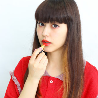 【コスメマイスター★ゆりっぱのこだわりメイク講座】~魅惑の赤リップ編~