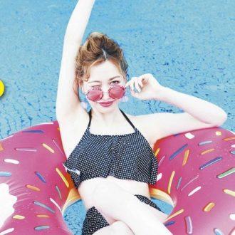 もうすぐ夏本番!SPINNSの新作水着で写真映えしちゃおう♡