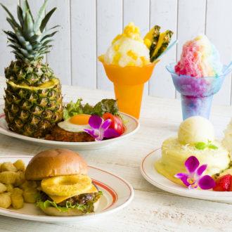 Eggs 'n Thingsの新メニューはパイナップルづくし! 限定Anniversaryパンケーキも♡