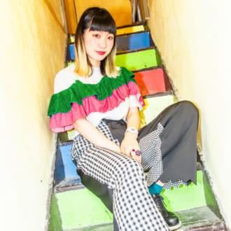 注目クリエイターvol.5  こんな色使いアリ⁉ 原宿系女子のカリスマブランド「RRR」 相羽瑠奈さん