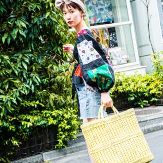 モデルのヘビロテ私服着まわし♡ この夏は『テイストMIX』に注目!