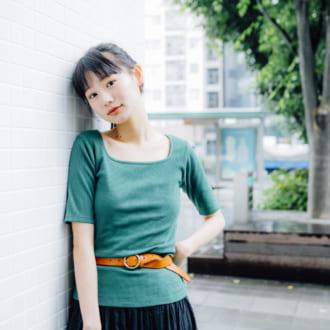【8/3のコーデ】レイヤードで叶える美人シルエット