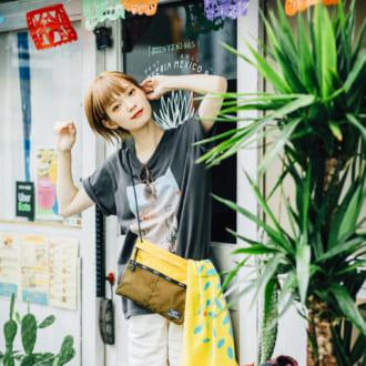 【7/14のコーデ】夏フェス参戦! 周りと差がつくアウトドアコーデ
