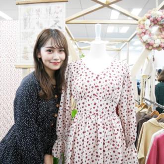 【展示会速報】小嶋真子プロデュース♡ 新ブランド「ハルヒロイン」がこの秋デビュー