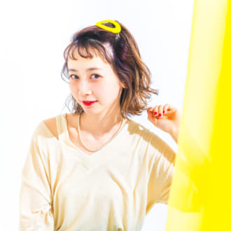 [レングス別]5分で簡単♡ 夏イベントにぴったりのヘアアレンジ