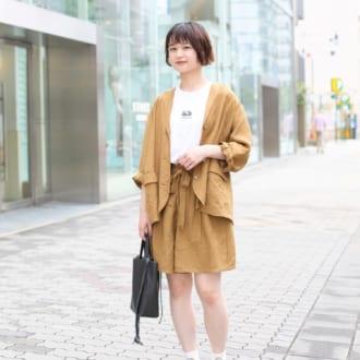 "【Today's merSNAP】オシャレ上級者は""リネンセットアップ""に夢中♡"
