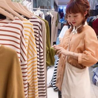 人気ブランドの裏側/「merlot」の海外買い付けに密着‼  ーin 韓国ー