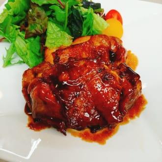 """キレイがゲットできる♡ 話題の""""美酢""""を使ったさっぱりお肉料理"""