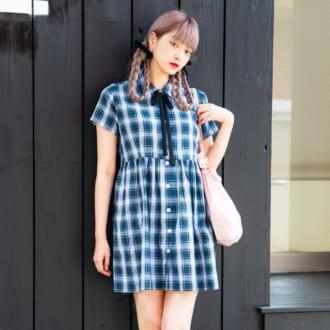 【Today's merSNAP】夏ワンピ×秋小物で季節先取り!
