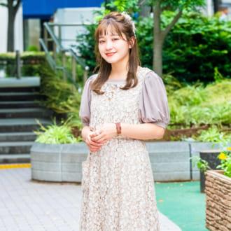 """【Today's merSNAP】レースワンピコーデは""""ちょっとだけカジュアル"""" が愛される♡"""