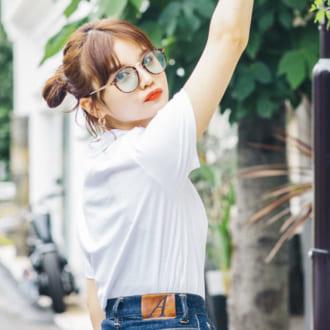夏のベーシック服「主役3着で5着まわし」 村田倫子の女っぽカジュアルコーデ