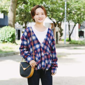 【Today's merSNAP】ダサくならない! チェックシャツ×デニムをオシャレに着こなす方法