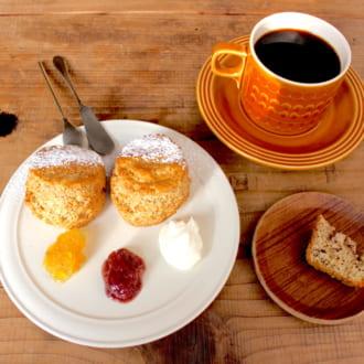 スコーンがおいしいとっておきカフェ Vol.2 吉祥寺「mash iro(マッシロ)」
