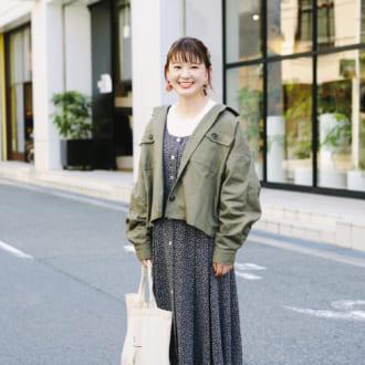 "【Today's merSNAP】ジャケット""アースカラー""投入が秋らしさのカギ!"
