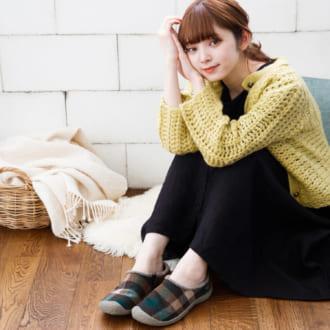 秋冬もKEENが可愛い♡  オシャレで快適なリラックスシューズ、知ってる?