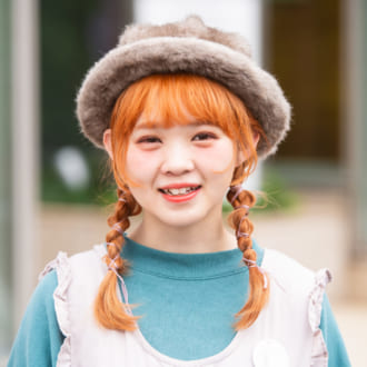 【ヘアアレSNAP】リボンを巻くだけ! 周りと差が付く三つ編みアレンジ♡