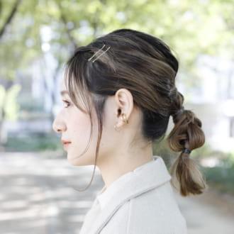 【ヘアアレSNAP】サロンスタッフに学ぶ♡ ハーフアップ×三つ編みアレンジ