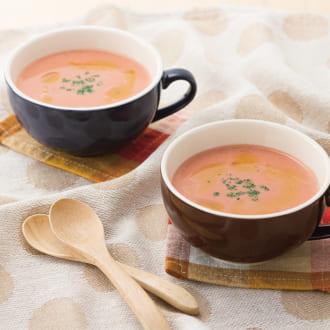 """話題の""""豆乳ヨーグルト""""レシピ♡ 「豆乳ヨーグルトとトマトのスープ」"""