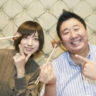 太田夢莉の「行かないとないもの」/憧れの肉マスターに会ってきました!
