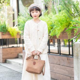 【Today's merSNAP】白ニットは女の子の味方♡ 冬のモテコーデはこれで決まり!