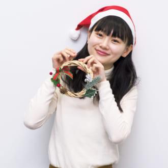 【つながるイベントvol.6】辻千恵とクリスマスリースづくり