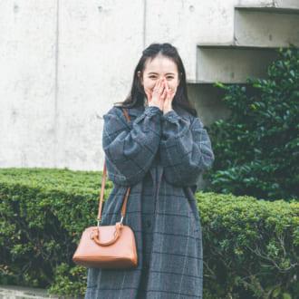"""【12/17のコーデ】""""リボンカーデ""""でほんのり女性らしく♡"""