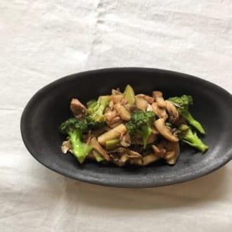 風邪予防に! 免疫力を上げる冬レシピ  ー鶏肉と野菜のオイスターソース炒めー
