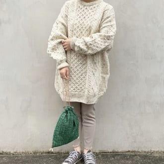 着ぶくれ知らず♡ オシャレさんのオーバーサイズ着こなしテクを真似したい!