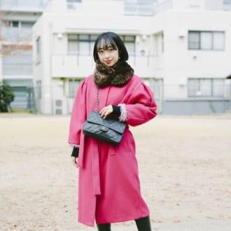 【Today's merSNAP】ZARAのカラーコートは着映え度最強!