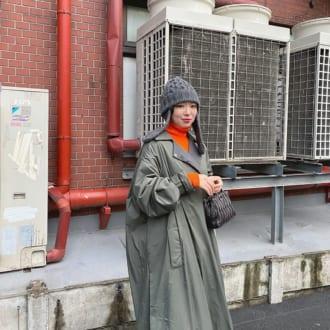 アパレルスタッフはやっぱりオシャレ♡ カラーアイテムの大人な着こなしをチェック!