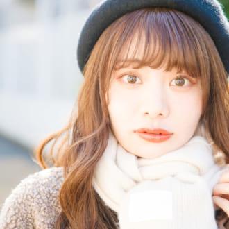 """デートで着たい冬ワンピ♡ まるは""""ゆるワンピ""""でナチュラルモテ"""