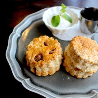 スコーンがおいしいとっておきカフェVol.6「PORTMANS CAFE(ポートマンズ カフェ)」