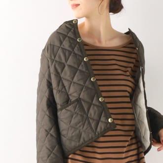 春先って意外と寒い。2〜3月に役立つキルティングコートの着こなし