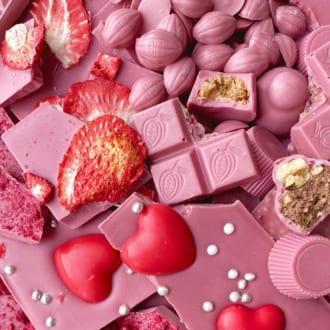 2月14日まで 今しか買えない♡ PLAZAのルビーチョコレート7選