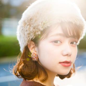 <2/10-2/16>ほっこりカラーでナチュラルに♡ 大学生・雪七美の着まわし1週間コーデ