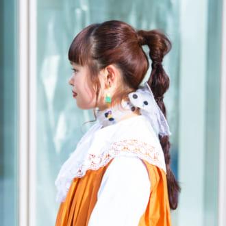 【ヘアアレSNAP】ひと手間でメリハリ上手に♡ 三つ編み×ポニテヘア