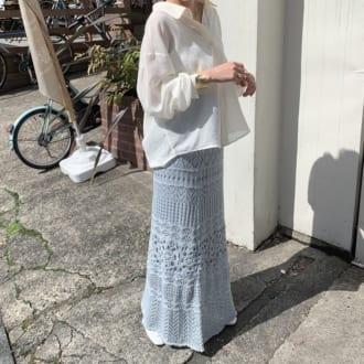 """""""シアー""""で旬顔にチェンジ♡ オシャレさんのトレンド着こなしテク"""
