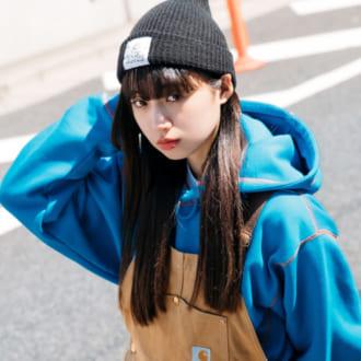 ストリート系女子のお手本! 福岡が生んだ美少女「彩音ちゃん」が気になる!