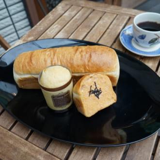 <本当においしいパン屋さん>自家栽培した厳選食材を使用「空と麦と」