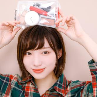 """モデルのポーチの中身♡ 20歳でこの大人っぽさ""""太田夢莉""""の持ち歩きコスメ"""
