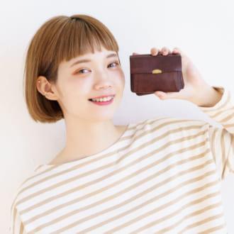 ミニバッグをGETした次は「ミニ財布」! under20000円の高見えウォレット♡
