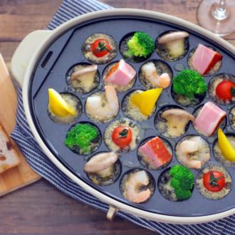 おうちでオシャ飯! アンチョビ香るフランス風アヒージョ♡レシピ