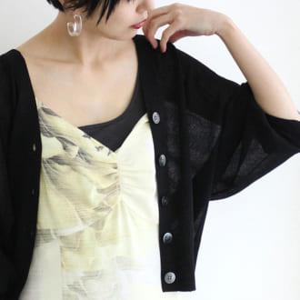 夏も大活躍。肌寒い日にサラッと羽織れるお役立ちアイテム4選