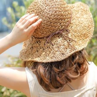 夏コーデのオシャレ度爆上げ! 今すぐゲットすべき人気ブランド麦わら帽子